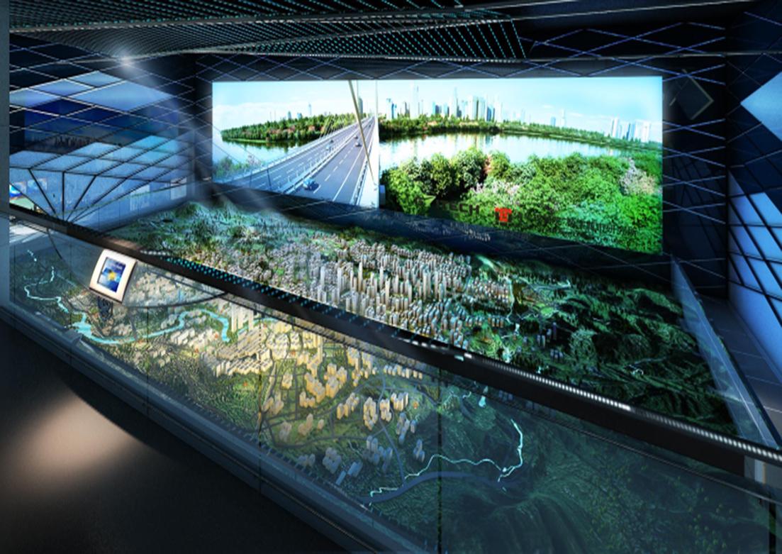 数字化展览展示解决方案